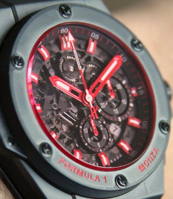 Hublot King Power Formula 1 Monza Limited Edition Watch Hands-On Exclusive