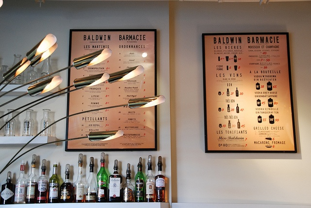 Barmacie Baldwin  115 Laurier West  http://baldwinbarmacie.com/    I finally went here and it was all pretentious moustaches.  PASS.