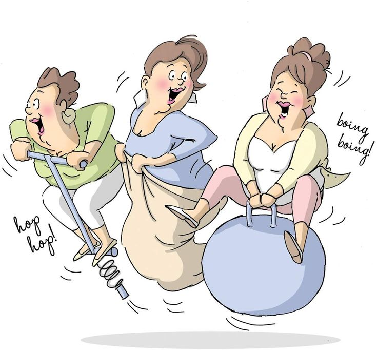 Картинка три подруги смешные, днем рождения внучке