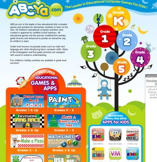 ABCya Games: The Leader in Free Kids Games for the Computer and the iPad!