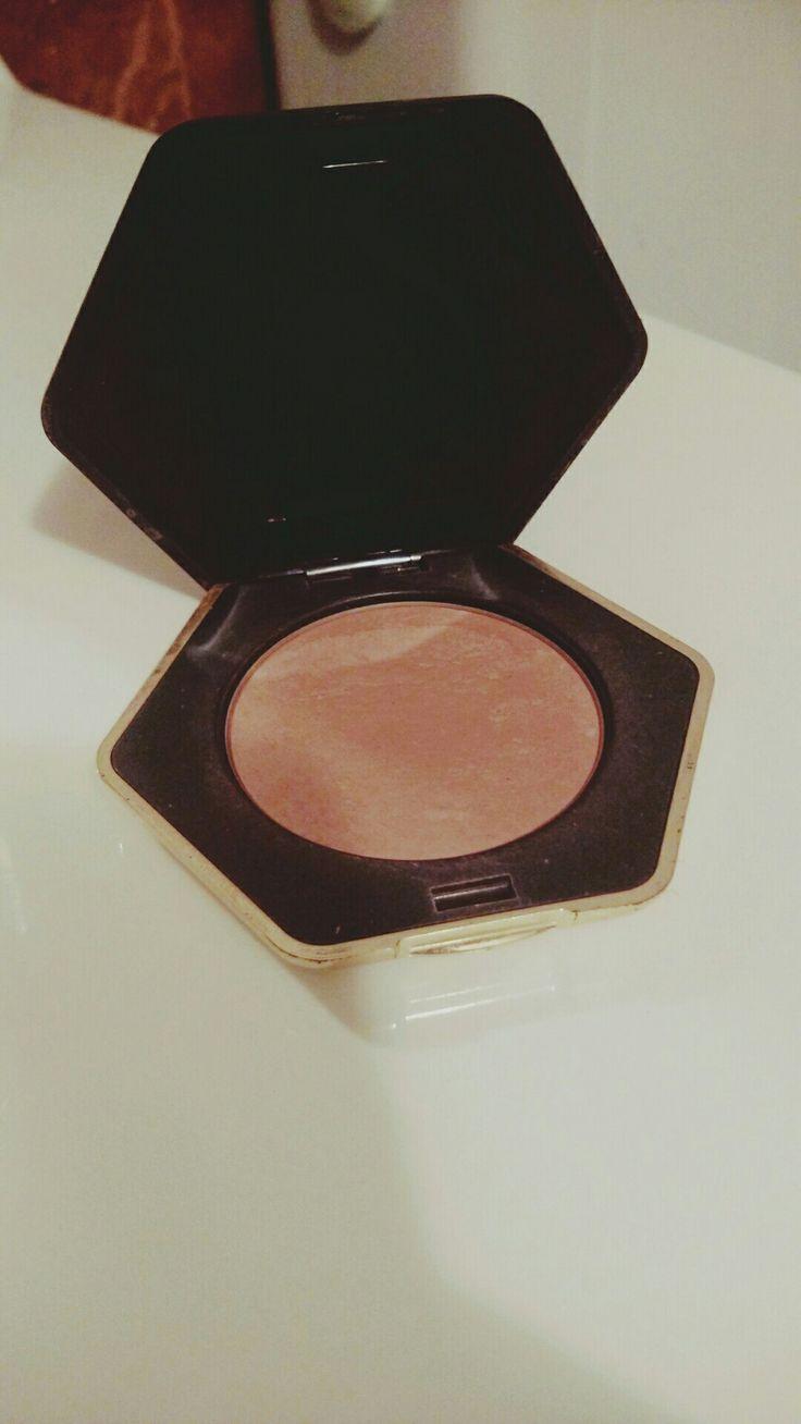 H&M tawny peach blush