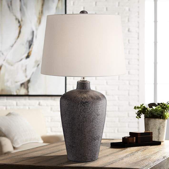 Lite Source Clayton Bronze Ceramic Table Lamp 42c75 Lamps Plus Ceramic Table Lamps Affordable Table Lamps Ceramic Table