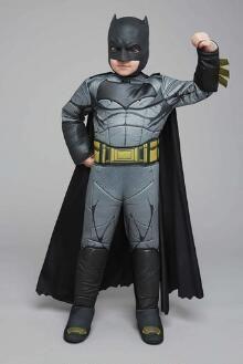 Ultimate Batman Costume For Kids - Dawn of Justice