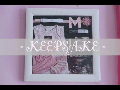 This is So CUTE! See How You Can Make Keepsake With The Clothes Of Your Grown Baby!