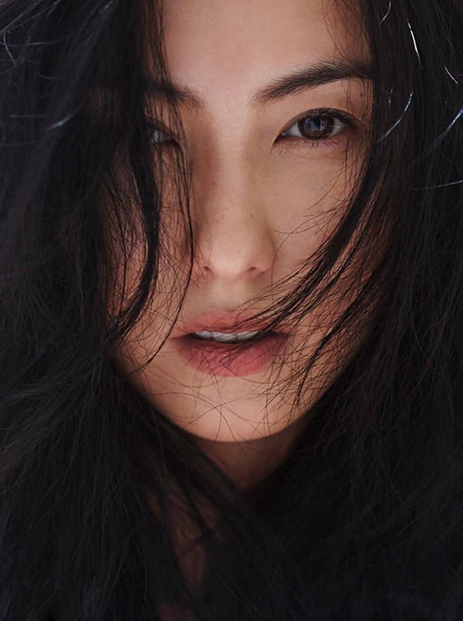 Cecilia Cheung Prestige Magazine Singapore May 2014
