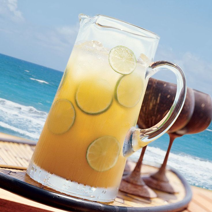 Ultimate Rum Punch - 13 Rum Cocktail Recipes - Coastal Living