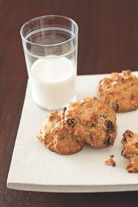 Breakfast Bowl- of- Oatmeal Cookies