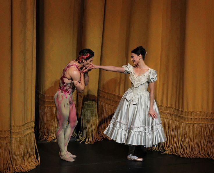 Sarah Lane and Herman Cornejo, Le Spectre de la rose, October  23, 2015