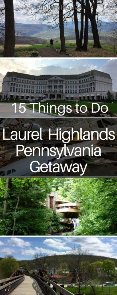 Pennsylvania USA Travel | Luxury Travel | Family Travel|  A Laurel Highlands getaway to western Pennsylvania offers a fantastic mix of adventure, history, and luxury perfect for family fun or an adult escape.