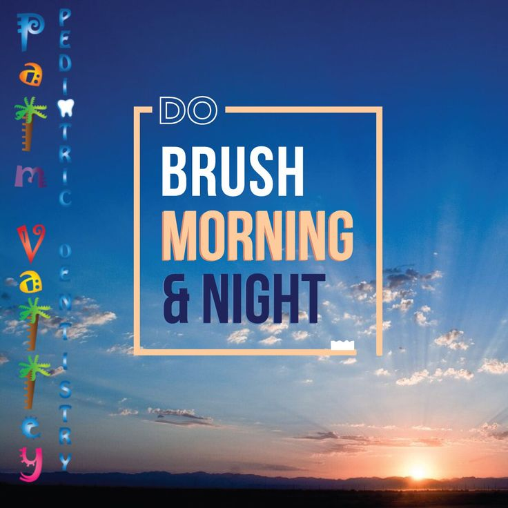 3016251026240f Americans DON'T brush their teeth twice a day! Remember that it only takes 24 hours for plaque to start hardening into tartar, leading to tooth decay and gum damage!  Palm Valley Pediatric Dentistry   www.pvpd.com #dentistry #health #smile #healthcare #teeth #dentist #dental #pediatricdentistry #child