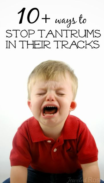 10+ tips and tricks for stopping childhood tantrums dead in their tracks- these have been so helpful for me!