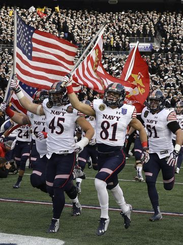 Army, Navy have no plans to move game for College Football Playoff schedule