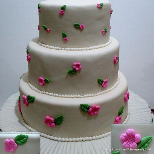 Popovers Wedding Cakes