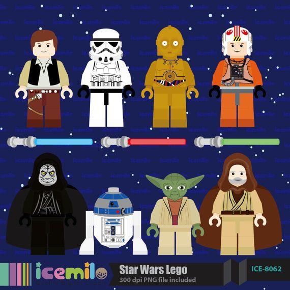 lego star wars clipart - photo #12