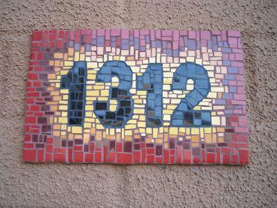 La Tiendita Engels: Numeros para la casa