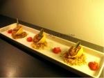 Il piatto della domenica: I Crostini toscani ...senza crostini: Conchiglioni con salsa Toscana di fegatini su Pane Toscano grattato e coulis di pomodo - Cibo - World Wine Passion