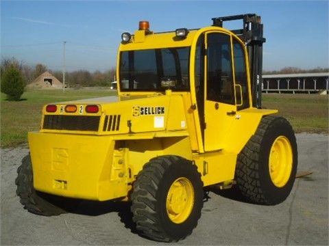 "If you are required #forklift_machinery for your orgnization, then Used 2005 Sellick Forklift Available with Free Price Quotes by Access Lift Equipment, Inc. for $ 24500 in Chambersburg, PA, USA. This used forklift available in very clean condition. Runs good and equipped  with the best features. features are 6000lb Capacity, 2WD, Perkins Diesel, 2 Stage, Side-Tilt, 72"" Forks, Enclosed Cab, 1338 Hours and many more. You can contact dealer for more details At: http://goo.gl/mpAV6P"