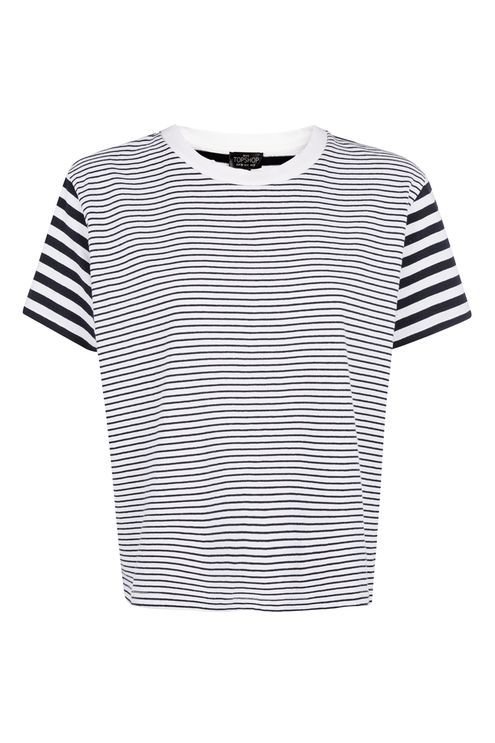 PETITE Breton T-Shirt