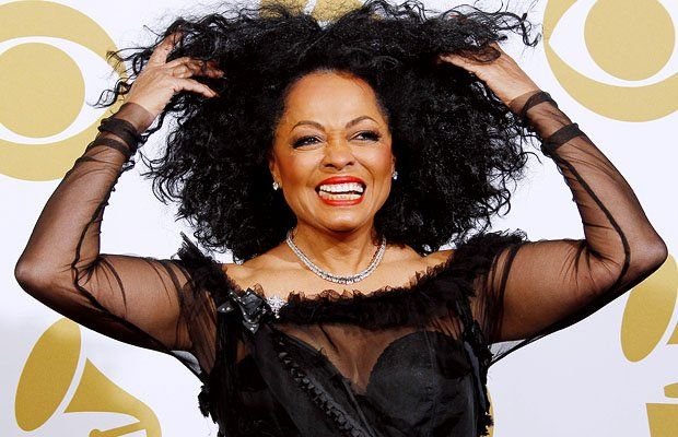 Diana Ross Hair Real | Diana Ross (WireImage)