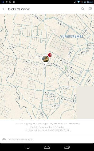 Cafe##snack#drink#coffe#Garnish#Confettiicecream58K#confetti58K#icecreamconfetti#malangkuliner#kulinermalang icecream chocolateweek # Jln. Galunggung 58 K. Malang (0341) 588 555 | Pin : 7FE42D6D Outlet : Sunshoot Food & Drinks. Jln. Bidadari Seminyak Bali (0361) 554 0141 Confetti_icecream@yahoo.com #confettiicecream58K#confetti58K