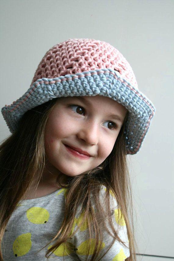 Crochet pattern, Crochet hat pattern spring summer sun hat pattern crochet summer hat pattern floppy summer hat  sizes baby to adult 211
