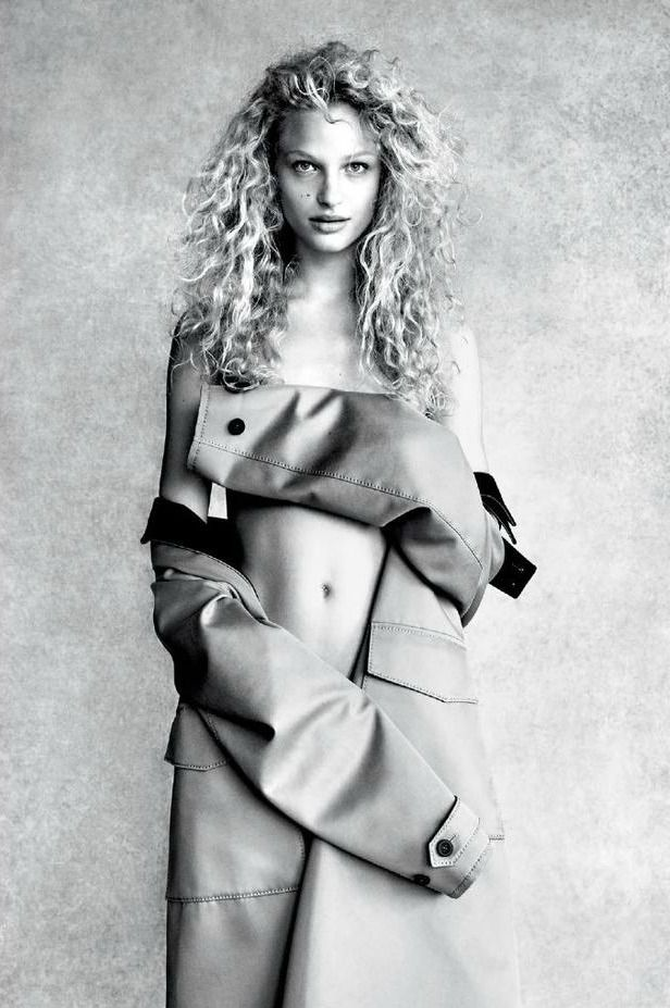 """""""Big Chic"""" by Patrick Demarchelier for Vogue Germany September 2016"""