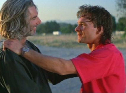 Road House Movie | am screaming and punching myself: If the Road House Is A-Rockin'...