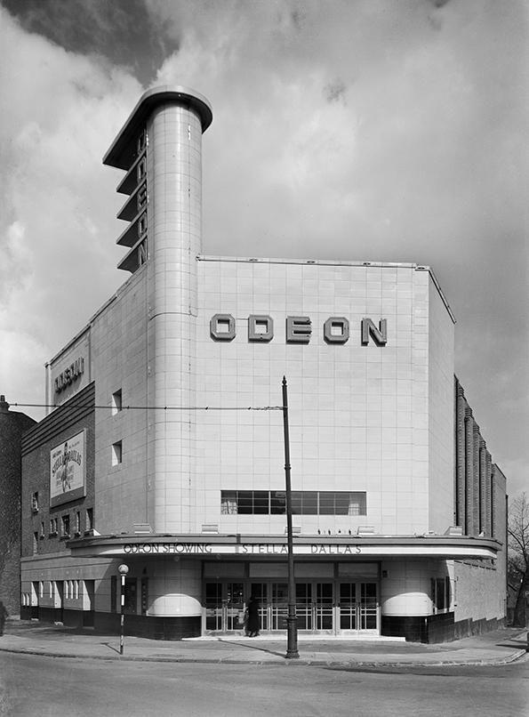Cinema #brutalist #architecture