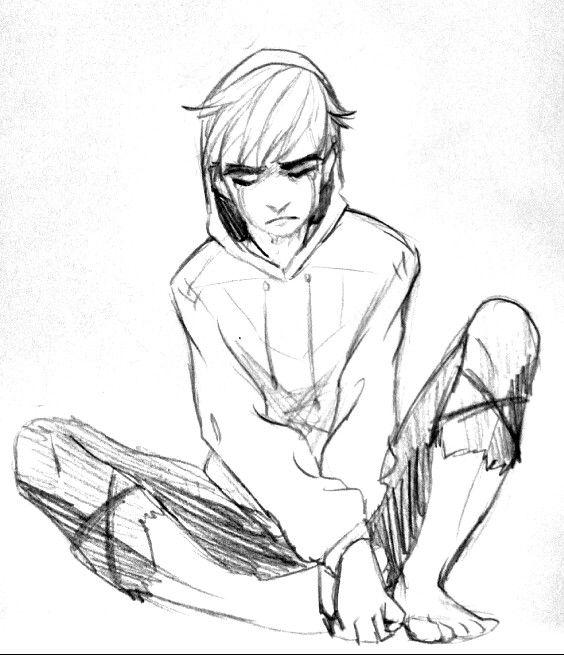 Sad Jack ;-;