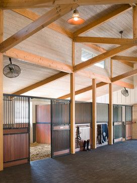 Horse Stable Design Ideas, Pictures, Remodel, and Decor - page 12