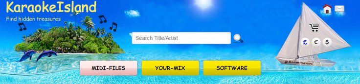 Discover the hidden treasures in music with #KaraokeIsland  Save upto 15% on music files and software @ #DealVoucherz  https://www.dealvoucherz.com/stores/karaoke-island/