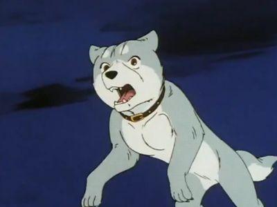 Ginga Nagareboshi Gin 銀牙 -流れ星 銀- 1986