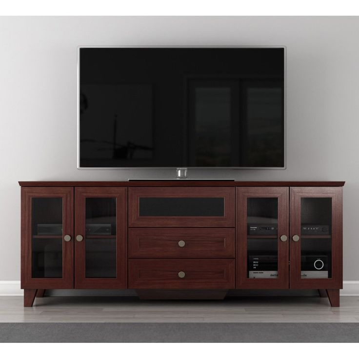 Furnitech Shaker 70 Inch TV Stand - FT72SCDC