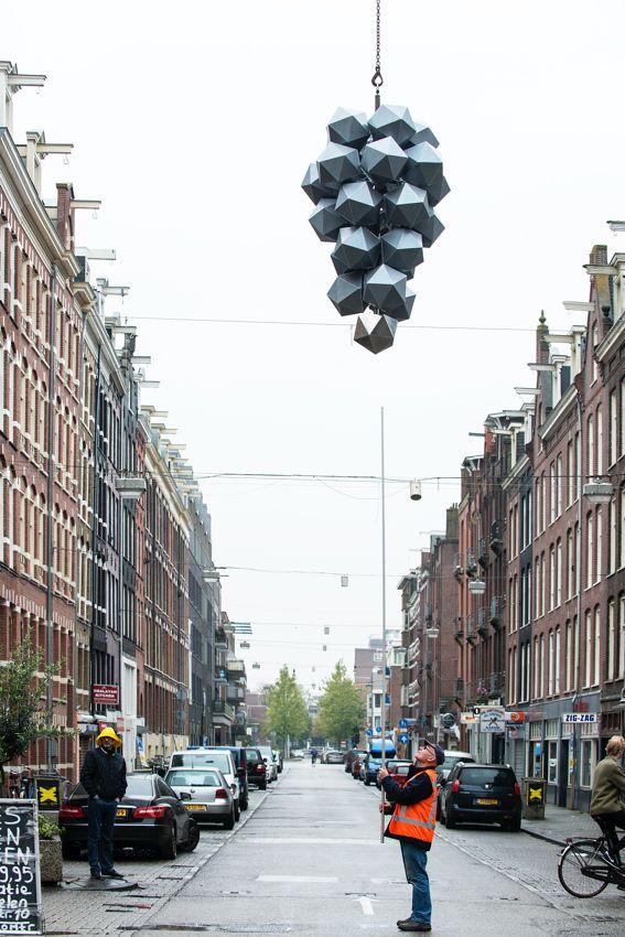 Titia Ex. Participant in XS Arcam Market #3: Light Architecture. 29 November 2015 - 3 April 2016, Architecture Centre of Amsterdam.