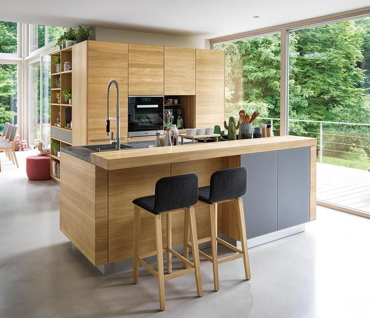 Linee Kitchen in room