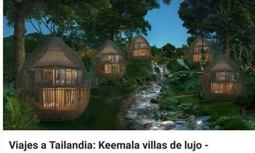 Keemala villas tailandia