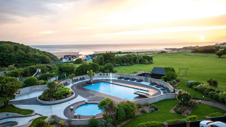 If the Lancaster family were inclined to wax lyrical about their North Devon Victorian retreat, they might say that its location is unbeatable, its yesteryear charm is timeless and its facilities are second-to-none. But there's simply no need, for The Woolacombe Bay Hotel speaks for itself.