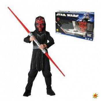 Star Wars Kostüm Darth Maul Boxset kaufen