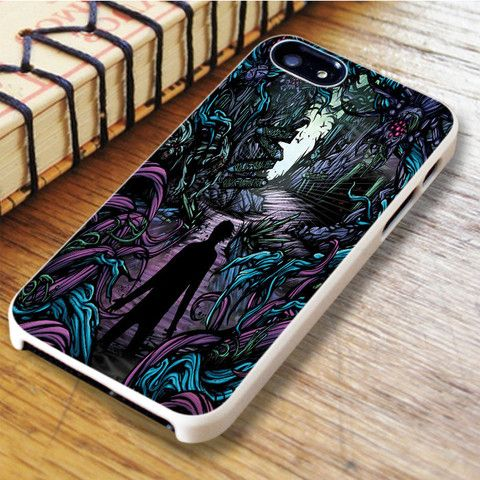 A Day To Remember American Rock Band iPhone SE Case