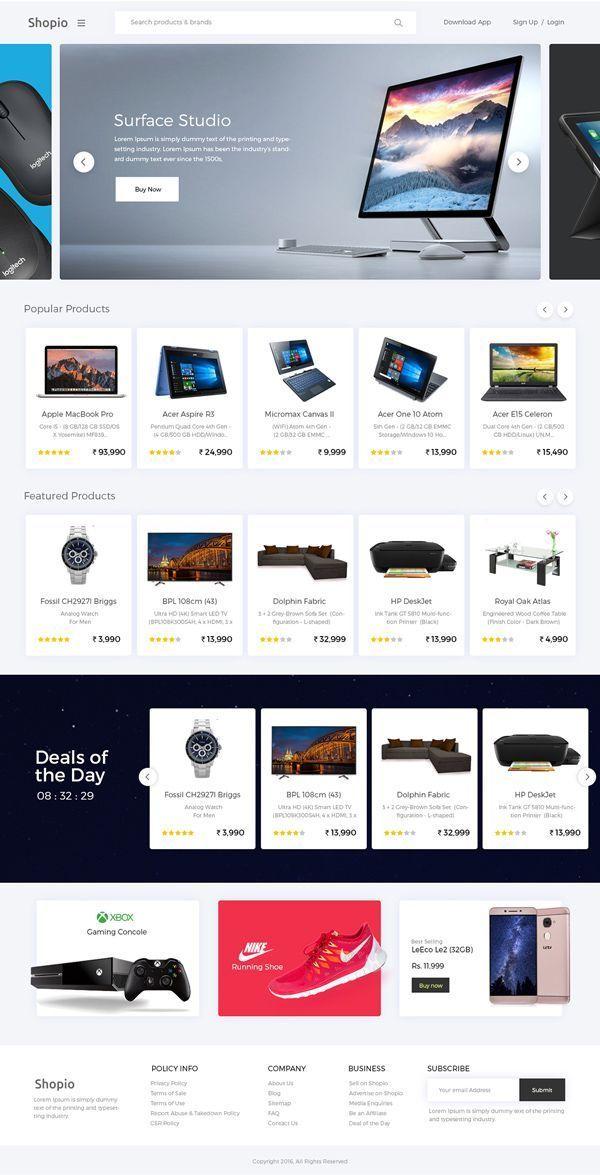 Top 5 Best Practices For Online Shopping Websites Web Design Tips Ecommerce Web Design Ecommerce Website Design Online Web Design