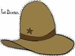 Chapeau le texan