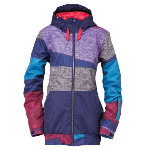 Roxy Valley Hoody Snowboard Jacket - Women's on USOUTDOOR.com