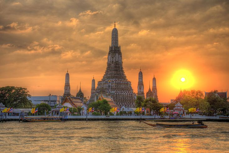 ¿O quizás sea este 2017 el año en el que por fin visitarás Tailandia?