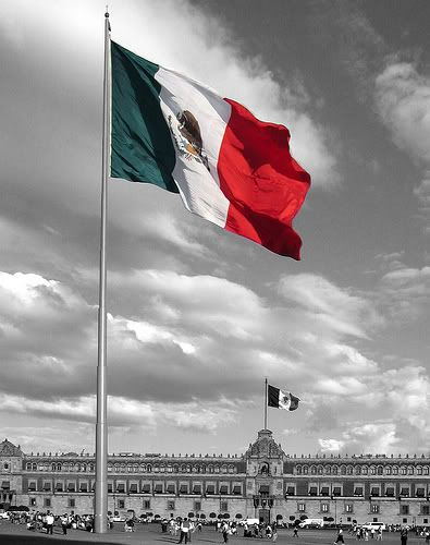 Mexican Flag!