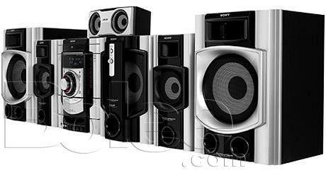 Kuvia Sony SS-GN1000SP Music System erinomaisessa kunnossa