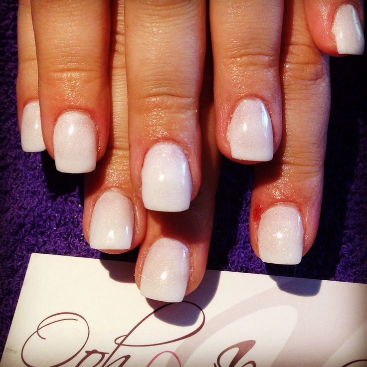 The 131 best Sculptured acrylic nails images on Pinterest ...