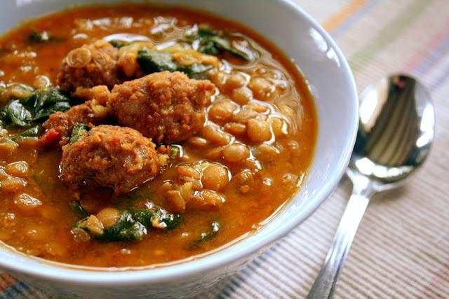 Manila Spoon: Filipino (Pinoy) Style Lentil Soup