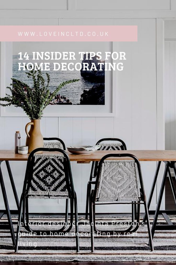 Insiders Tips from Top Interior Designers Decorate