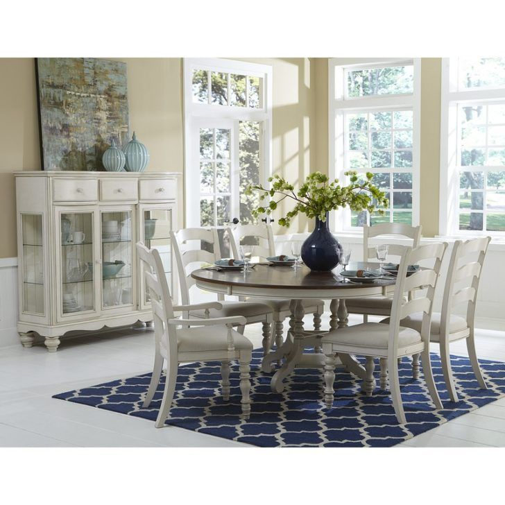 Rug Under Round Dining Table