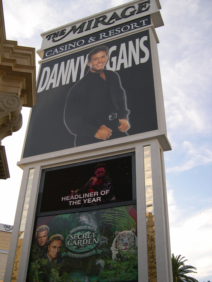 Danny Gans ~ RIP...what a great man and performer